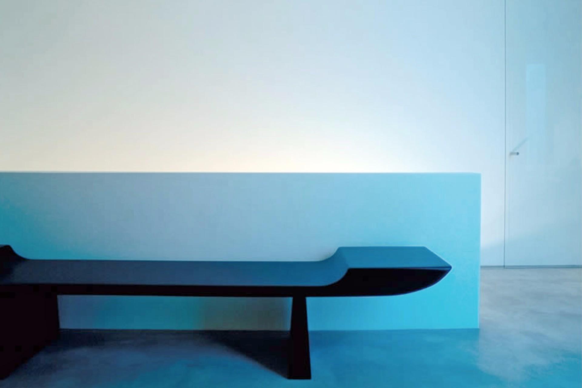 Bank Massivholz Design Sara Spiro