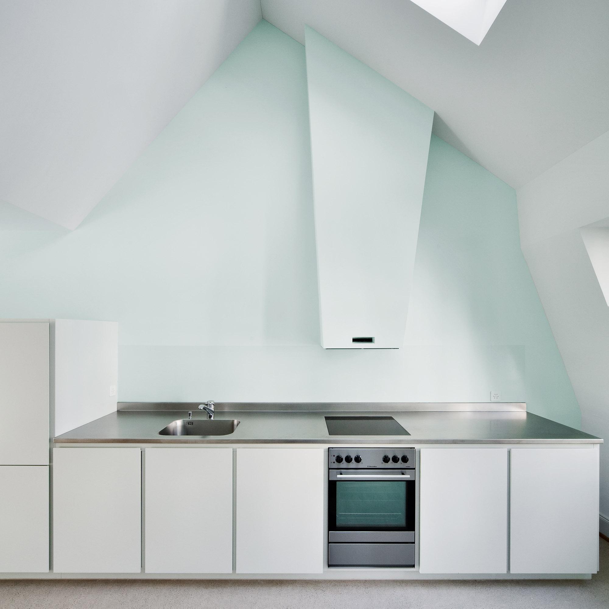 Küche Dolderstrasse Arch Meier Hug